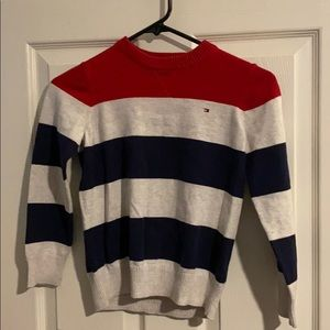 Boys Tommy Hilfiger sweater